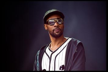 """RZA Reveals He's Received $5 Million Offer For Singular Copy Of """"The Wu - Once Upon A Time In Shaolin"""""""