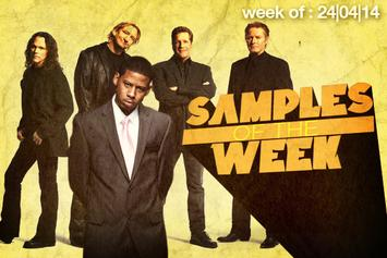 Samples Of The Week: April 24