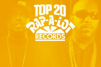 Top 20 Rap-A-Lot Records Tracks