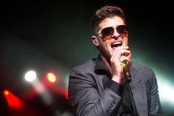 Robin Thicke Announces New Album Dropping In July