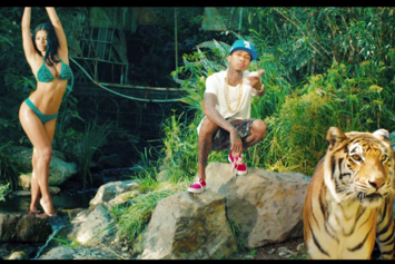 "Tyga Feat. Young Thug ""Hookah"" Video"