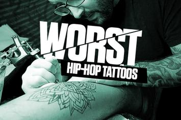 Worst Hip-Hop Tattoos