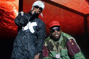 OutKast Announce Homecoming Show In Atlanta [Update: Full Line-Up Revealed]