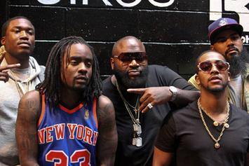 Rick Ross Speaks On Meek Mill/Wale Conflict