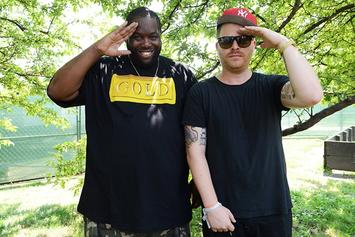 "Run The Jewels Sign To Mass Appeal & Announce ""RTJ2"" Release Date"