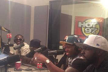 "G-Unit Freestyles On ""The Funkmaster Flex Show"""