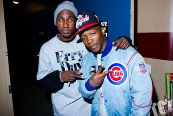 """Hopsin & Dizzy Wright Freestyle On Tim Westwood's """"Crib Sessions"""""""