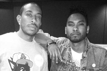 Ludacris Teases New Single With Miguel