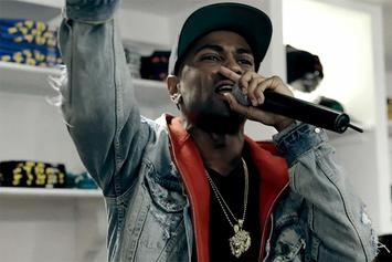 "Big Sean Performs ""IDFWU"" Live At Vevo Go Show"