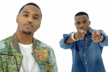 "B.o.B Feat. Trey Songz ""Not For Long"" Video"
