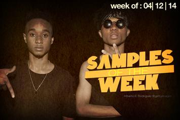 Samples Of The Week: December 4