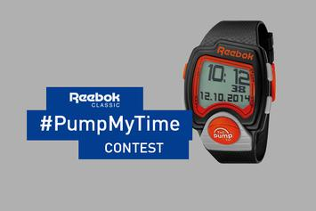 Contest: Win A Reebok PUMP Watch
