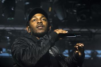 An Alleged Tracklist For New Kendrick Lamar Album Surfaces [Update: Confirmed Fake]