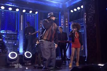 "Ghostface Killah Performs ""Love Don't Live Here No More"" Live On Jimmy Fallon"