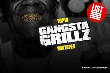 Top 10 Gangsta Grillz Mixtapes