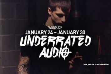 Underrated Audio: January 24 - January 30