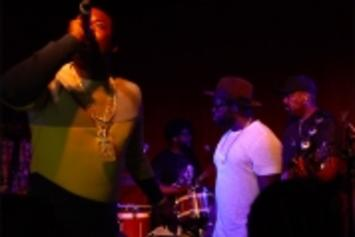 """Meek Mill & The Roots Perform At """"Roots Jam Session 2015"""""""