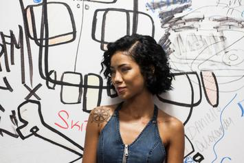 "Jhene Aiko's ""Eat The Booty"" Line From ""Post To Be"" Was Inspired By Kevin Gates"