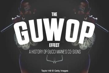 The GuWop Effect: A History Of Gucci Mane's Co-Signs