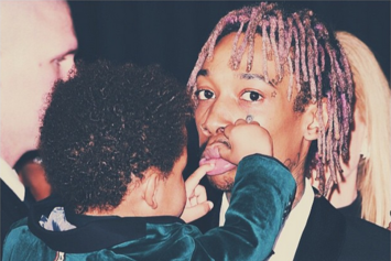 Wiz Khalifa Doesn't See His Son On His Birthday, Gets Emotional On Twitter