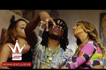 """Mally Mall Feat. Migos & Rayven Justce """"2 Piece"""" Video"""