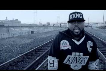 "Crooked I ""I Can't Breathe"" Video"