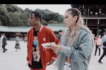 A Day In Tokyo With Travi$ Scott