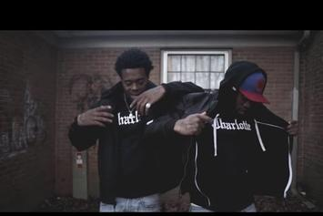 "Duru Tha King Feat. Deniro Farrar ""Torn Love"" Video"
