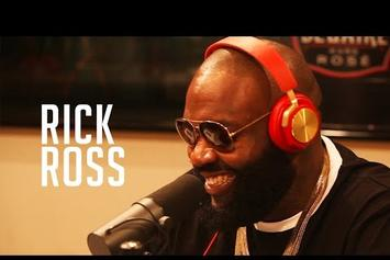 Rick Ross Talks K. Michelle & Lebron Leaving Miami Heat