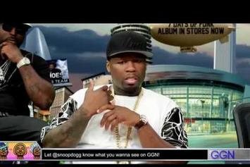 G-Unit On Snoop Dogg's GGN