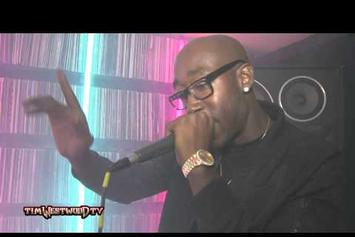 Freddie Gibbs Freestyles On Tim Westwood