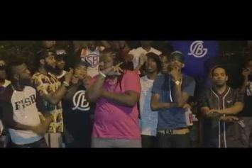 """FAT TREL """"0 To 100"""" (Freestyle) Video"""