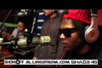 Ab-Soul & Da$h Freestyle On Shade 45 Showoff Radio
