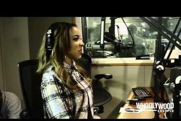 Tinashe On DJ Whoo Kid