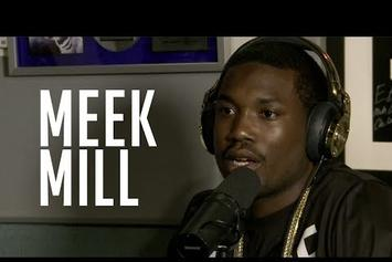 Meek Mill On The Hot 97 Morning Show