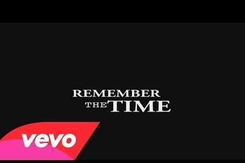 "Mack Wilds ""Remember The Time"" Video"