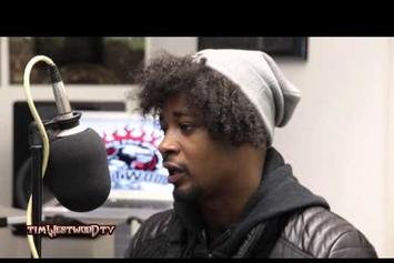 Danny Brown Talks On Quitting Lean With Tim Westwood