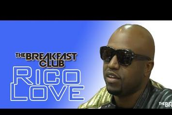 Rico Love On The Breakfast Club