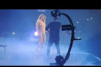 "Beyonce & Jay Z Perform ""Drunk In Love"" In Portugal"