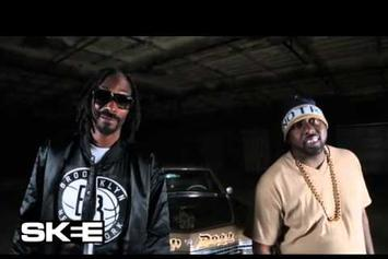 "BTS Of Trae Tha Truth & Snoop Dogg's ""Old School"" Video"