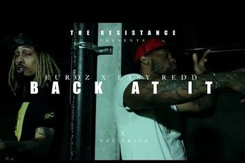 "Euroz Feat. Easy Redd ""Back At It"" Video"