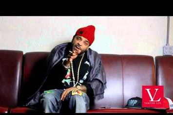 """Jim Jones """"They Don't Know (Freestyle)"""" Video"""