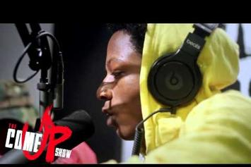 """Joey Bada$$ Freestyles On """"The Come Up Show"""""""