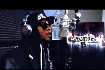 """DJ Premier's """"Bars In The Booth"""" With Papoose"""