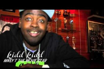 Kidd Kidd Talks Meeting 50 Cent in New Orleans & Wanting His Own Gun