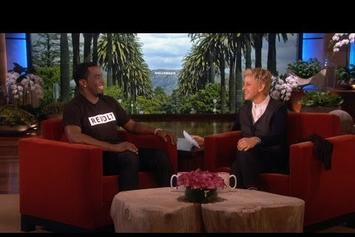Diddy Speaks On His Name Changes