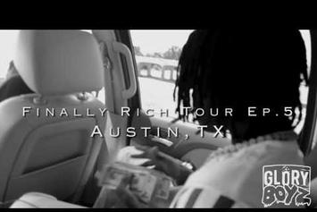 "Chief Keef ""Finally Rich Tour (Ep. 5)"" Video"