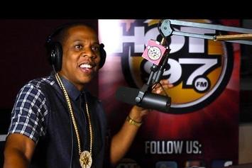 """Jay-Z """"Defends Miley Cyrus & Talks Inauguration With Angie Martinez"""" Video"""
