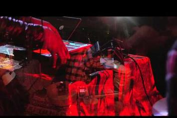 "Shabazz Palaces ""Live Show At The Boiler Room"" Video"