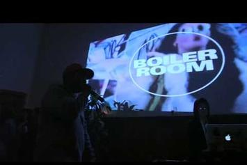 """Chuck Inglish """"Live At The Boiler Room In L.A."""" Video"""